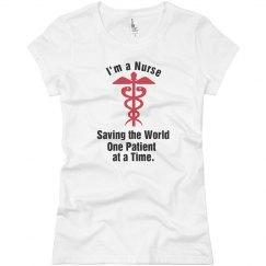 I Am a Nurse