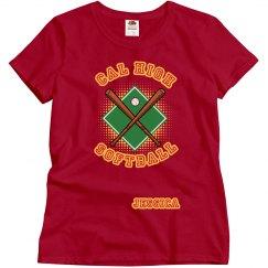 Cal High Softball