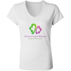 Drum Corps Mamas Jersey V-neck
