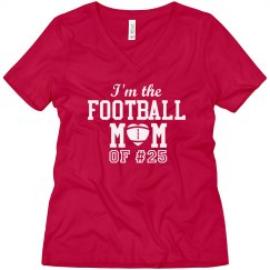 Football Mom of #25