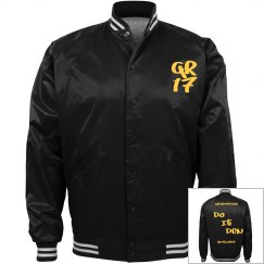 """Do It Den"" Baseball jersey"