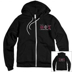 Black hoodie TPS