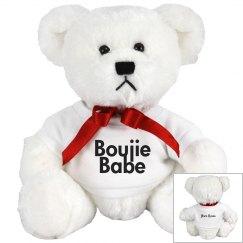 Boujie Babe Teddy Bear Stuffed Animal