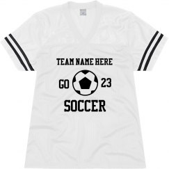 Cardinal Soccer Jersey