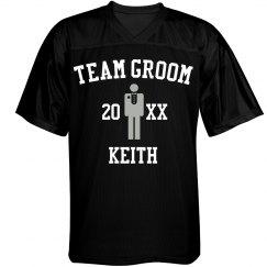 Team Groom Jersey
