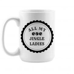 Trendy Festive Jingle Ladies