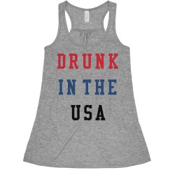 Drunk in the USA