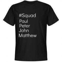 Squad Men's Tee