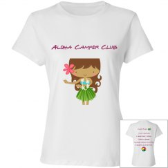 Aloha Camper Club Girls