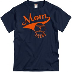 Baseball Mom-team name&#