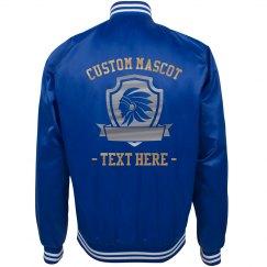Custom Text Mascot Jersey