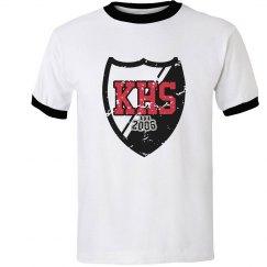 Ringer Tee 06 KHS