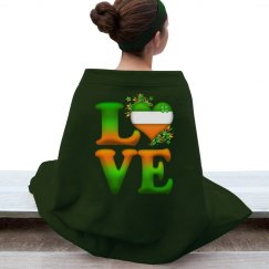 Love Ireland, Stadium Blanket