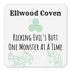 Ellwood Coven Magnet