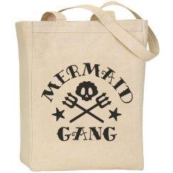Mermaid Gang Beach Tote
