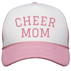 Cheer Momma Hat