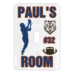 Paul's Football Room