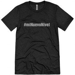 #miNuevoNivel Mens