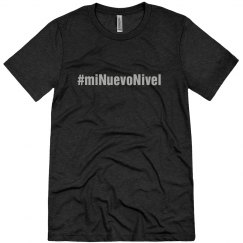 #miNuevoNivel Mens