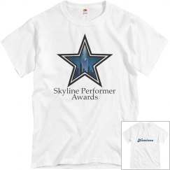 SPA Nominee T-shirt (men)