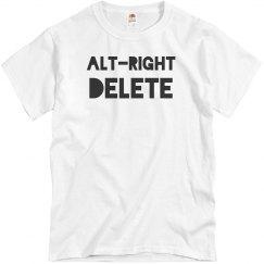 Delete The Alt Right