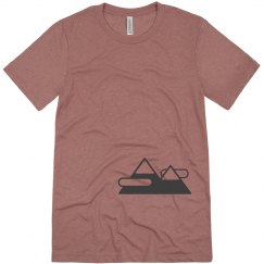 Men's mountains tee