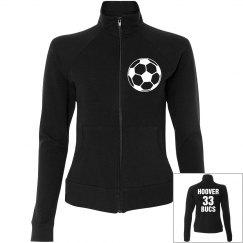 Hoover Hottie Soccer Jacket
