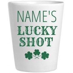 Custom Name's Lucky St Patricks