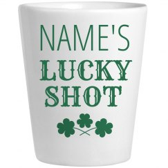Custom Name's Lucky St Patricks