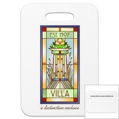 Villa Logo Luggage Tag