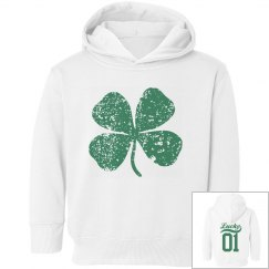Lucky Kid St Patty's Hoodies