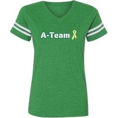Green A-team