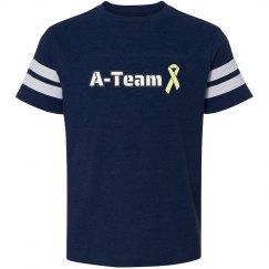 Vintage Navy A-team