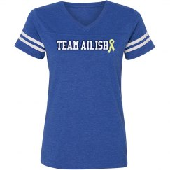BLUE Team Ailish
