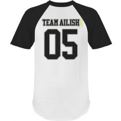 Mens Black Team Ailish