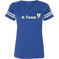 Sporty A-Team Heart