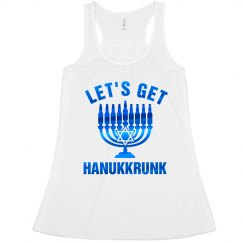 Metallic Hanukkrunk Tank