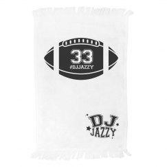 DJ JAZZY Towel