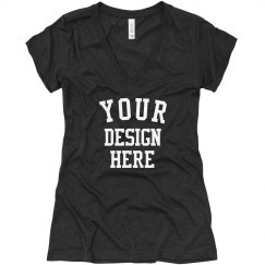Personalized Deep V-Neck