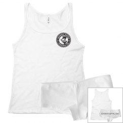 Johnny Dappa Trading Co. Sleepwear Set Top & Bottoms