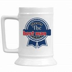 The Best Man Mug