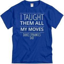 Dance Dad T-shirt 3