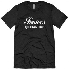 Senior 2020 Funny Graduation Tee
