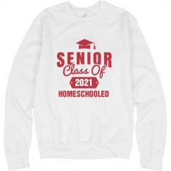 Homeschooled Senior Class of 2020 Sweater