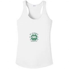 Custom St. Patrick's Runner