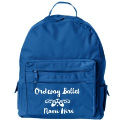youth Ordway Ballet Backpack
