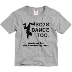 Youth Boys Dance Too APA