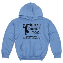 Youth Boys Dance Too Sweatshirt APA