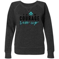 Rise up sweatshirt