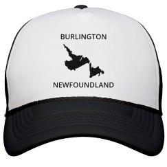Burlington Newfoundland Cap